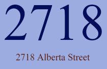 2718 Alberta Street 2718 ALBERTA V5Y 3L5