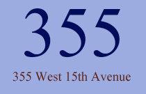 355 West 15th 355 15TH V5Y 1Y3