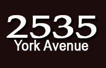 2535 York 2535 YORK V6K 1E4