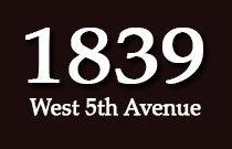 1839 West 5th 1839 5TH V6J 1P5