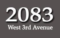 2083 West 3rd 2083 3RD V6J 1L4