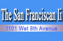The San Franciscan Ii 1101 8TH V6H 1C5