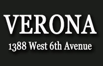 Verona Of Portico 1450 6TH V6H 4H9