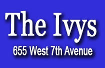 The Ivys 655 7TH V5Z 1B6