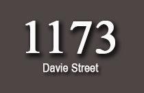 1173 Davie Street 1173 DAVIE V6E 1N2