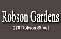 Robson Gardens 1270 ROBSON V6E 1C1