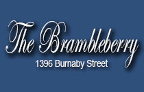 The Brambleberry 1396 BURNABY V6E 1P9