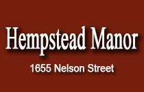 Hempstead Manor 1655 NELSON V6G 1M3