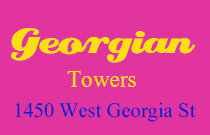 Georgian Towers 1450 Georgia V6G 2T8