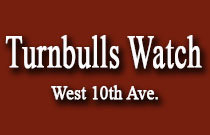 Turnbulls Watch 380 10TH V5Y 1S3