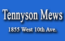 Tennyson Mews 1855 10TH V6J 2A8