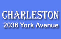 The Charleston 2036 YORK V6J 1E6