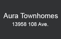 Aura Townhomes 13958 108TH V3T 0B4