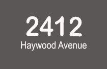 2412 Haywood 2412 HAYWOOD V7V 1Y1