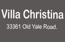 Villa Christina 33361 OLD YALE V2S 2J6