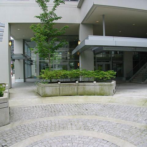 entrance!