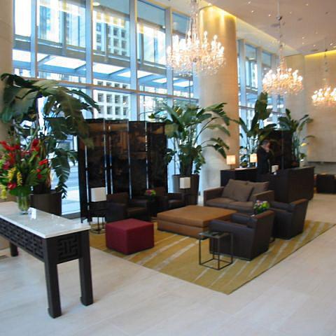 Shangrila -  Hotel Lobby!