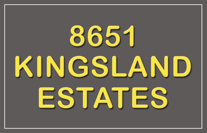 Kingsland Estates 8651 BLUNDELL V6Y 1K2