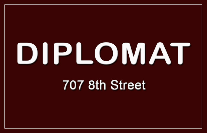 Diplomat 707 8TH V3M 3S6