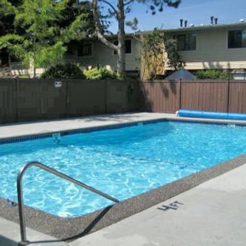 Outdoor Pool!