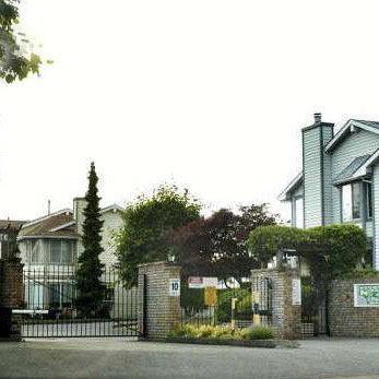 Entrance / Secured Gate!
