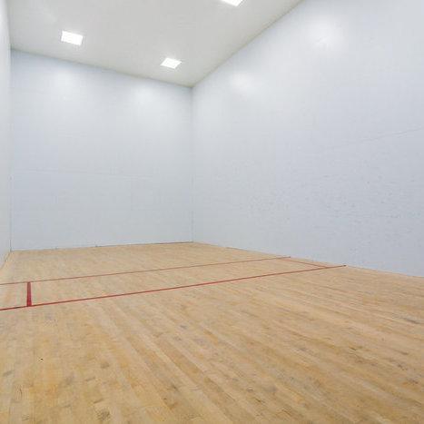 Racquet Court!