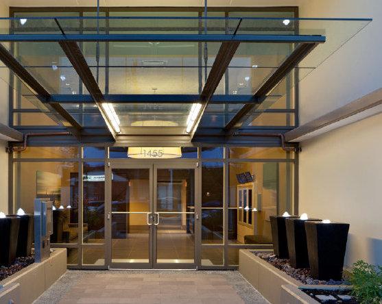 Building Entrance!