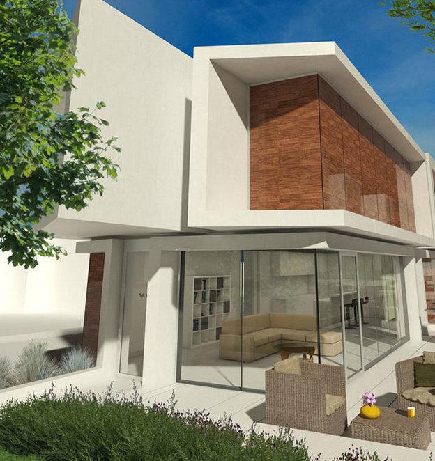Villa Rendering!