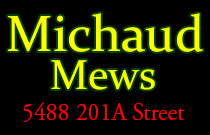 Michaud Mews 5488 201A V3A 1S8