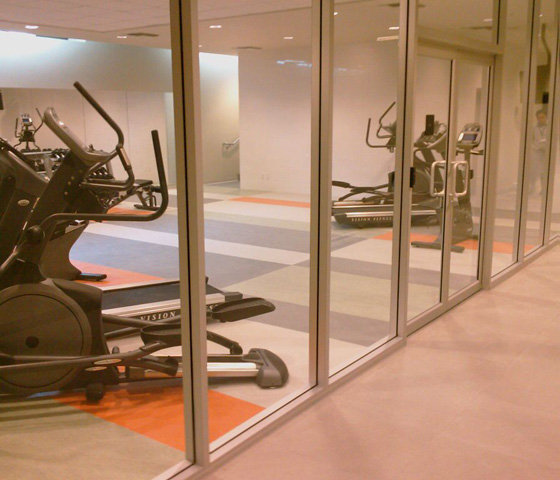 Fitness Centre!