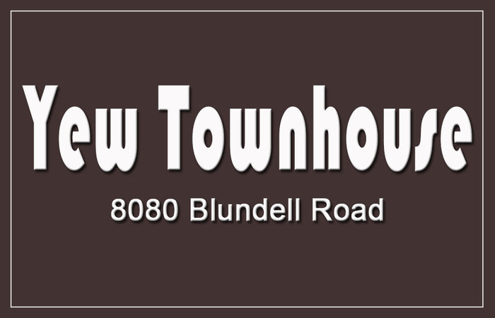 Yew Townhomes 8080 BLUNDELL V6Y 1J8