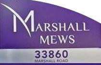 Marshall Mews 33860 MARSHALL V2S 1L6