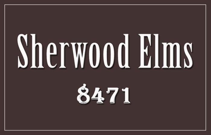Sherwood Elms 8471 COOK V6Y 1V6