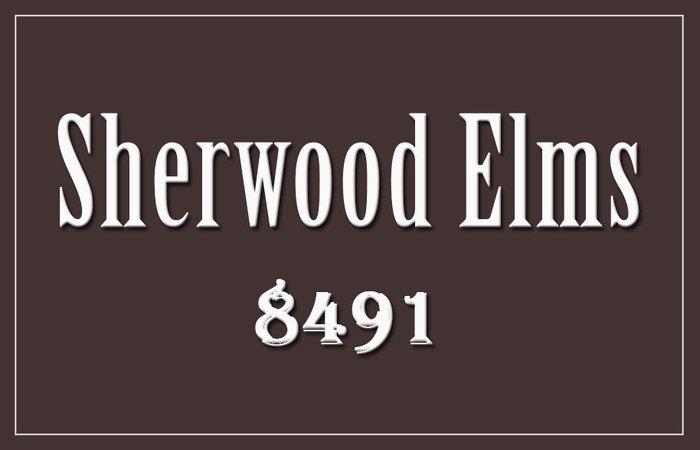 Sherwood Elms 8491 COOK V6Y 1V6