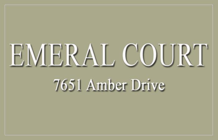 Emerald Court 7651 AMBER V2R 3J6