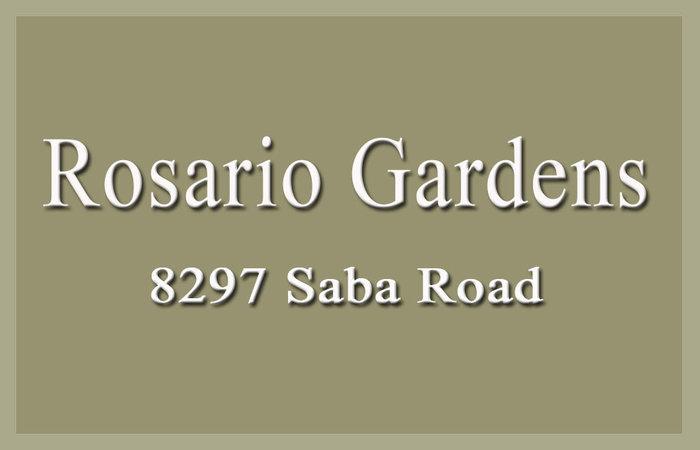 Rosario Gardens 8297 Saba V6Y 4B5