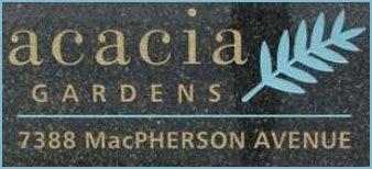 Acacia Gardens 7388 MACPHERSON V5J 0A1