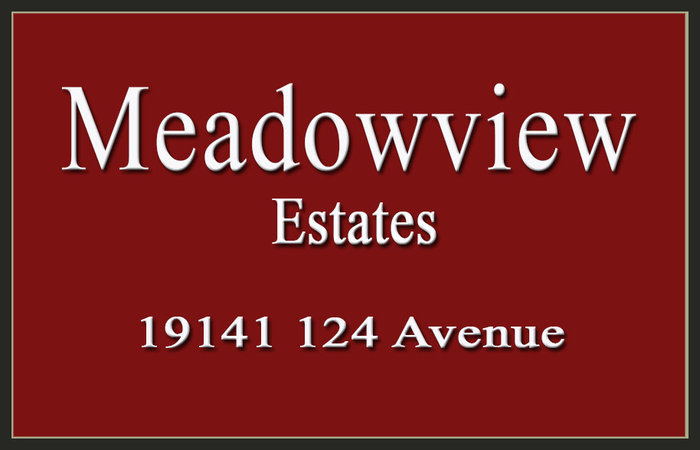 Meadowview Estates 19141 124TH V3Y 2V6