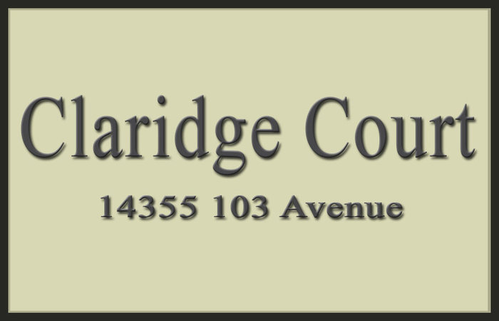 Claridge Court 14355 103RD V3T 5V5