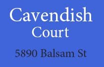 Cavendish Court 5890 BALSAM V6M 4B9