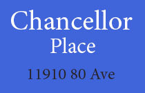 Chancellor Place 11910 80TH V4C 8E3