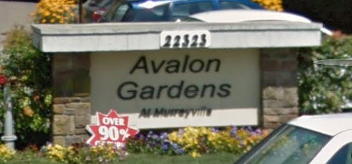 Avalon Gardens Retirement Comm. 22323 48TH V3A 0C1