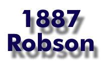 1887 Robson 1887 ROBSON V6G 1B3