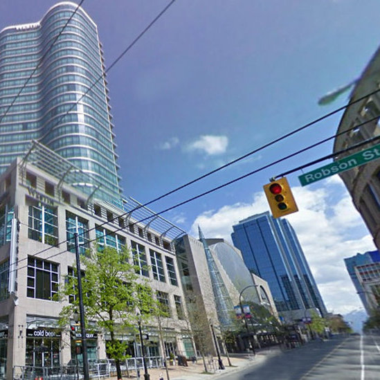 Hotels On Robson St Vancouver Bc