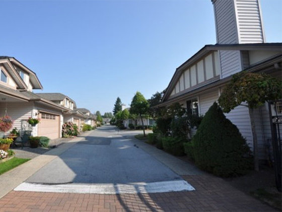 Main Driveway!