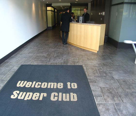 To Super Club!