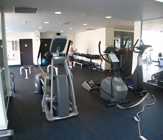 Exercise Facilities!