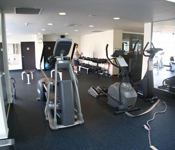 Exercise Facilities!