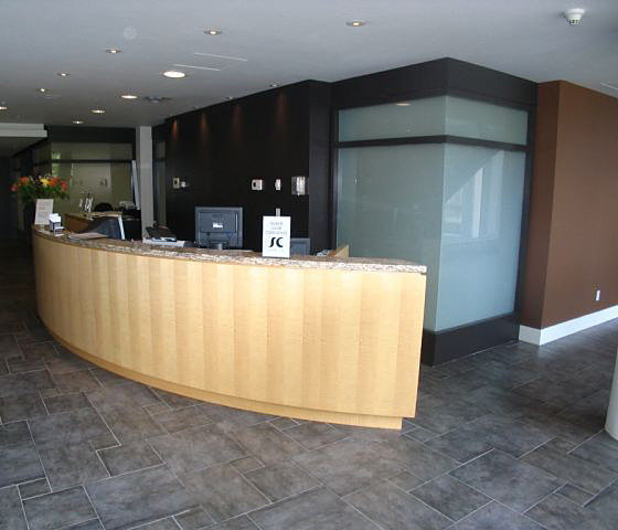 Super Club Reception Desk And Concierge!