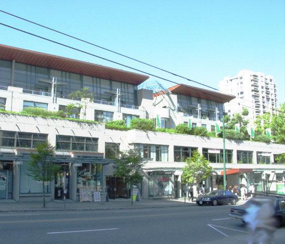 Pacific Robson Palais!
